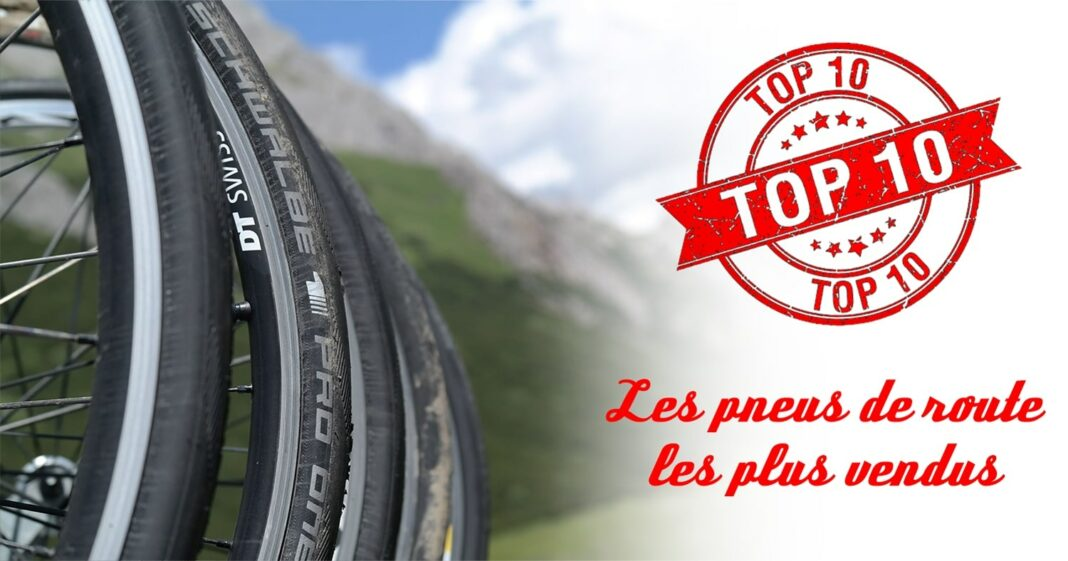 Choisir ses pneus de vélo
