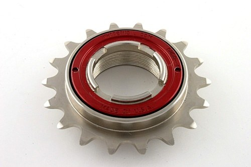 Single speed gear pignons