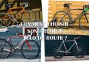 Choisir son premier vélo de route