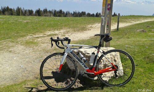 Portrait de J.P pour son blog Les cols et le cyclisme