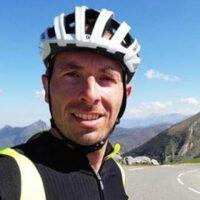 Portrait de Guillaume pour son site Matos Vélo