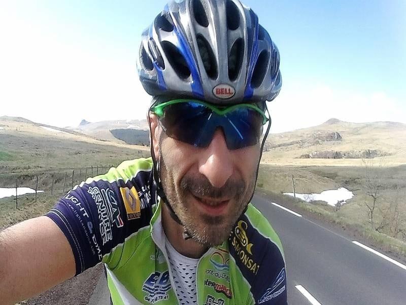 Portait de Maxx63 pour son blog de vélo