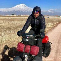 Portrait de Stéphane pour le blog un vélo autour du monde