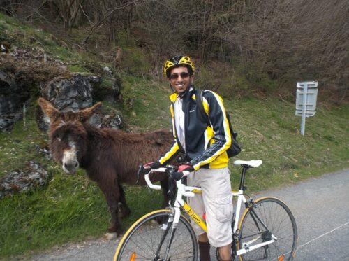 Portrait d'Idris de Vélo Montagne