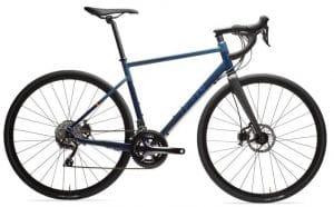 Vélo Décathlon Triban RC 520 avec frein à disques
