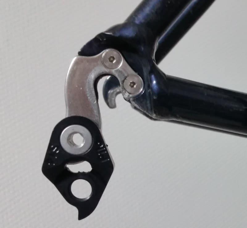 """Fixcation de la patte Adaptateur PILO S14 """"Alpe D'Huez Fairy"""""""