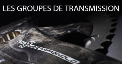 Hiérarchie des groupes de transmission vélo