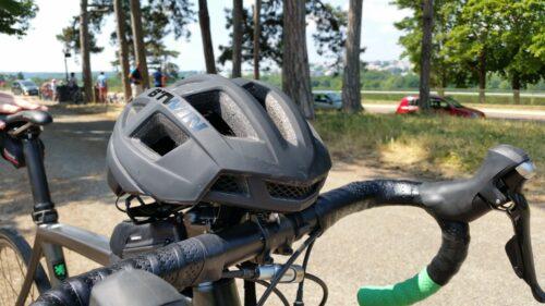 Le casque vélo B'Twin 500 pour se protéger