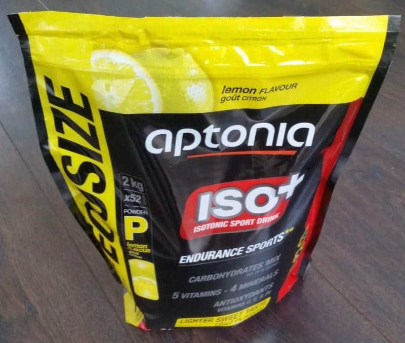 Le sac de 2 kg d'Aptonia goût citron