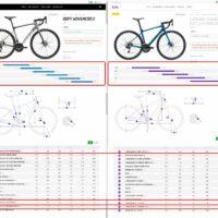 Comparaison des vélos de route homme femme Giant et Liv