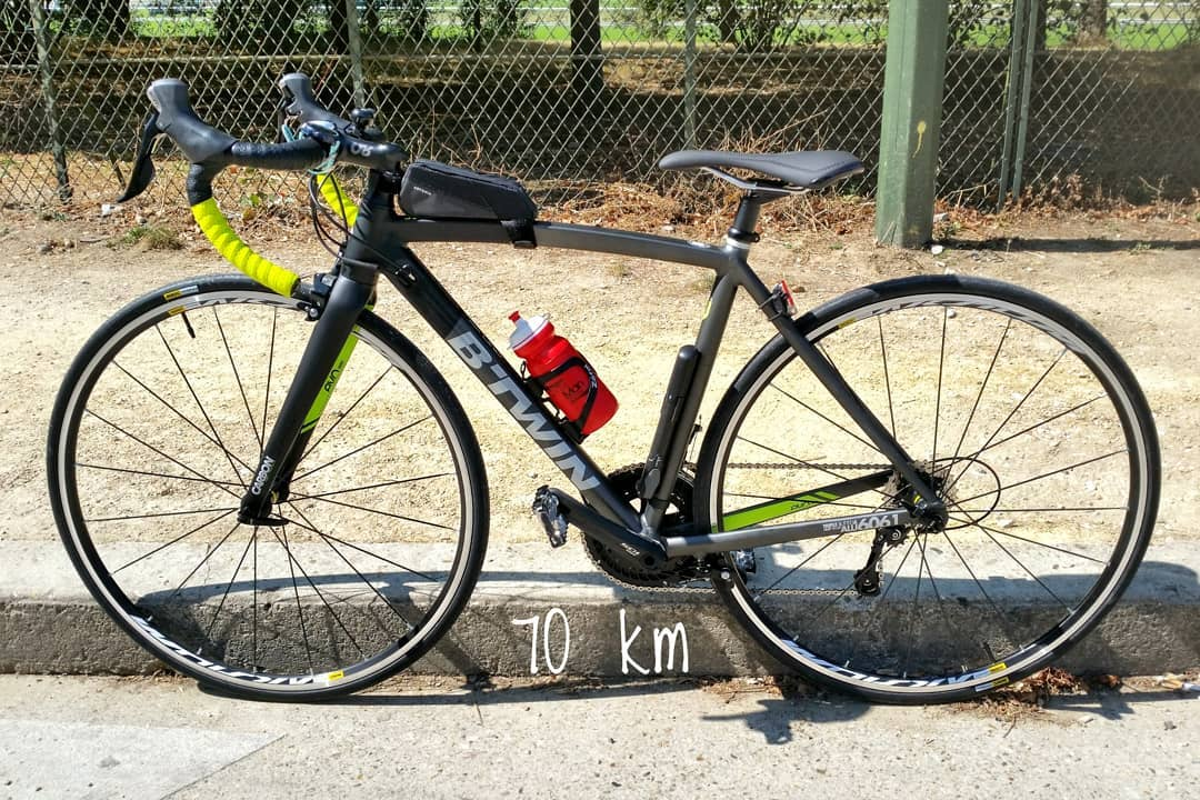 Comparatif vélo route Canyon entre le modèle homme et femme