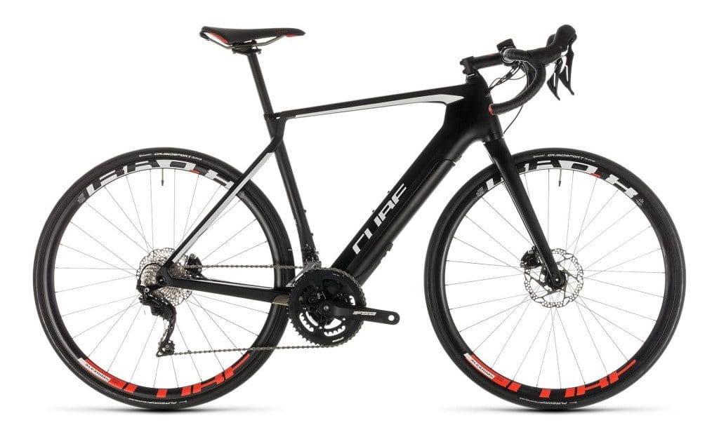 Vélo assistance électrique Cube Agree Hybrid C:62 avec des freins à disques