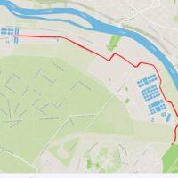 Carte qui indique l'emplacement de Lonchamp