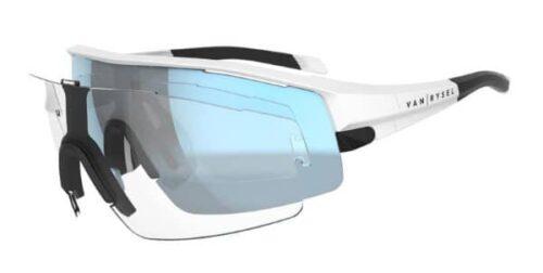 Lunettes Van Rysel pour vélo avec verre interchangeables