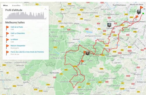 Une belle boucle à vélo de 140 km dans la vallée de la Chevreuse (Yvelines)