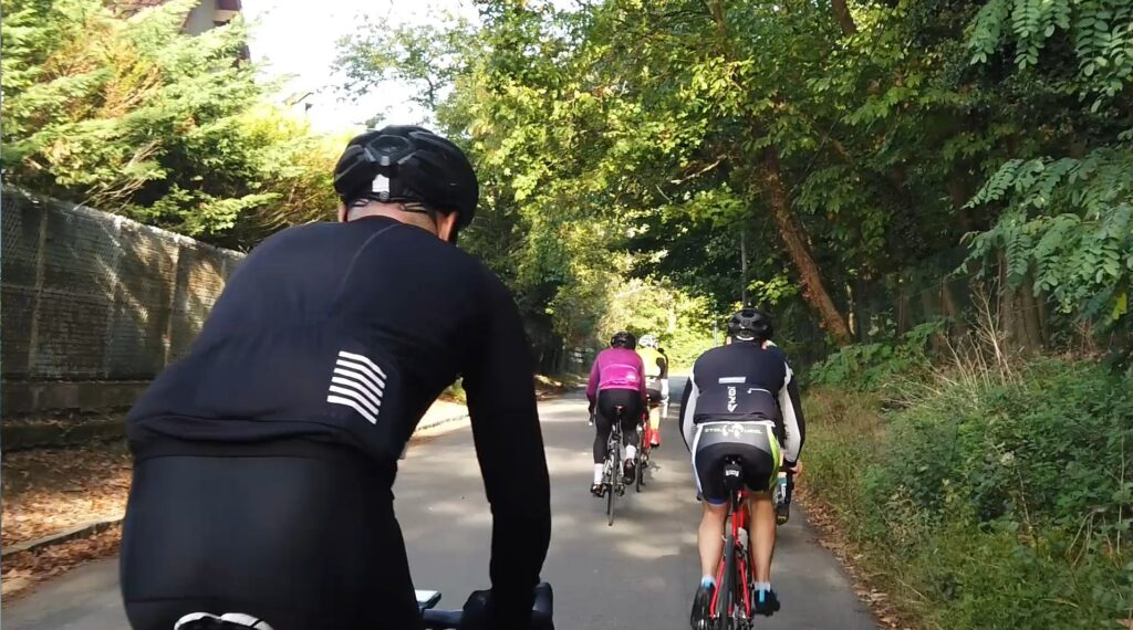 Une sortie vélo dans le Vexin