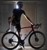 Le cycliste Cédric de la chaine YouTube LesWatts