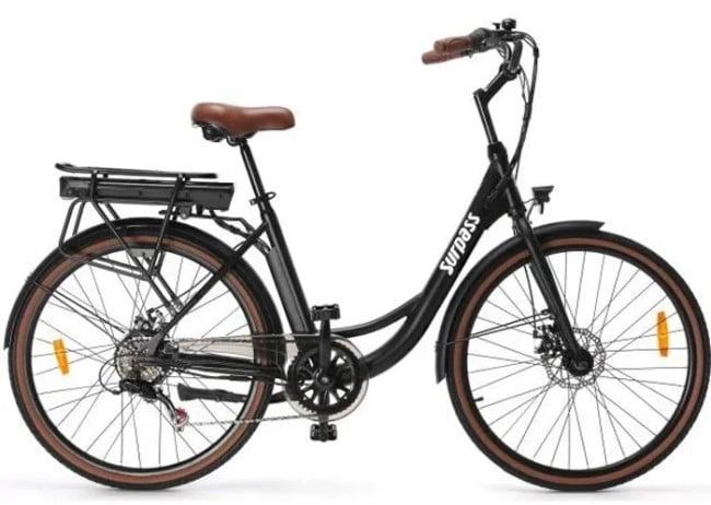 Vélo électrique urbain Surpass 26 pouces