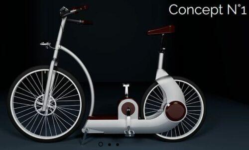 Vélo français Ufeel sans batterie
