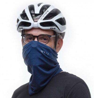 masque velo anti pollution particule fine