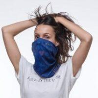 Avoir du style même avec un masque anti pollution !