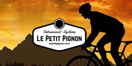 La bannière de présentation du Petit Pignon