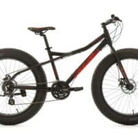 Fatbike 26'' SNW2458 noir TC 46 cm KS Cycling