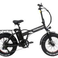 Vélo fatbike pliant Motobécane