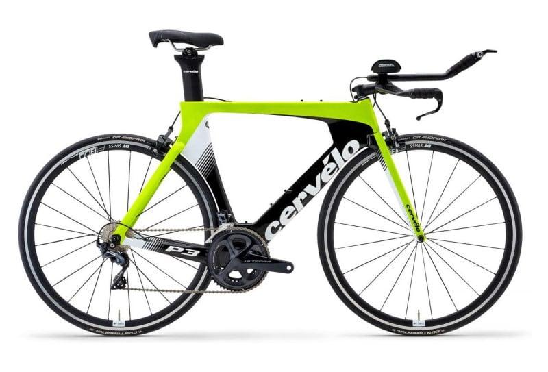 Vélo de Triathlon Cervelo P3