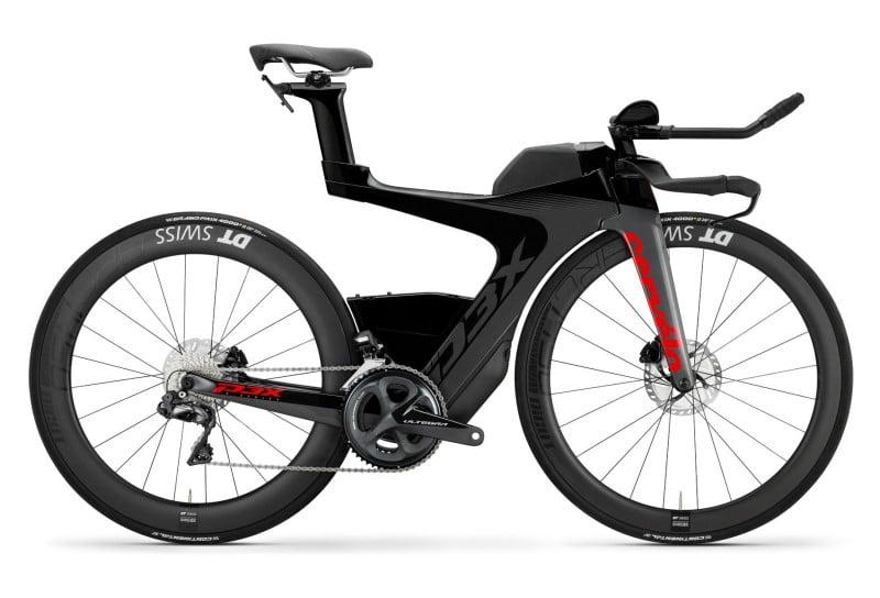 Pour le triathlon le Cervélo P3X
