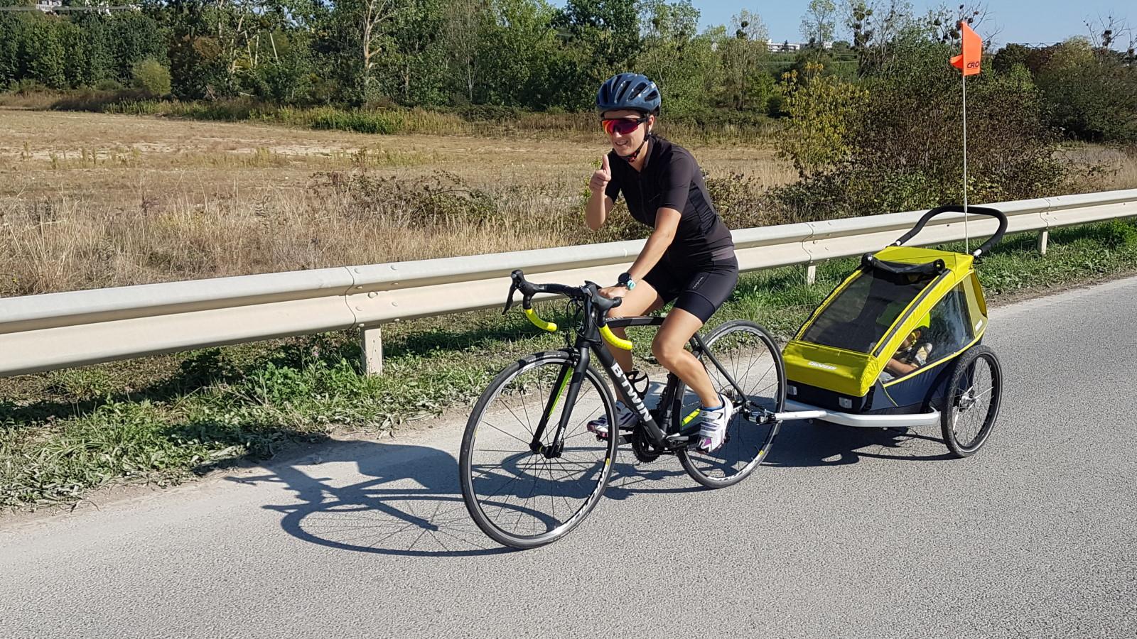 Vélo cargo rallongé Yuba Spicy Curry