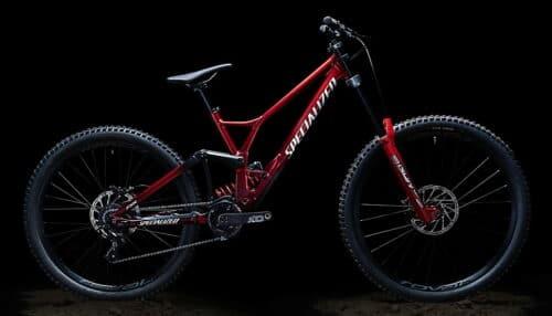 Le vélo de descente DH Specialized : le Demo Race