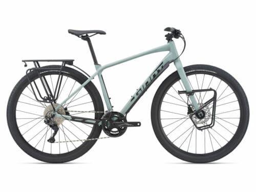 Le vélo de randonnée Giant ToughRoad SLR