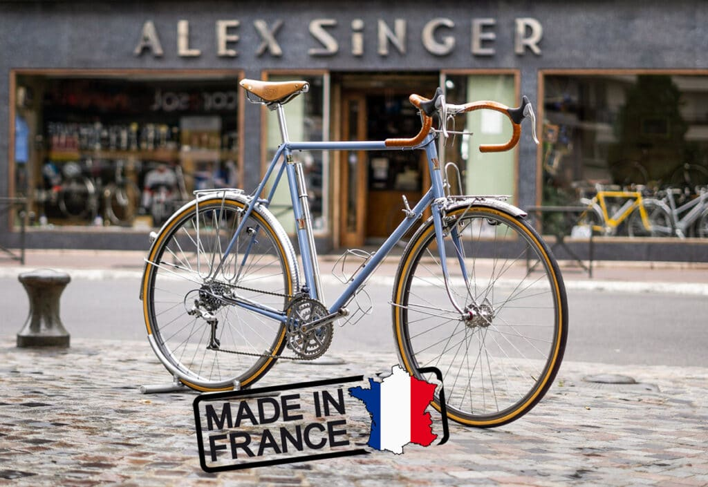 made in France vélo