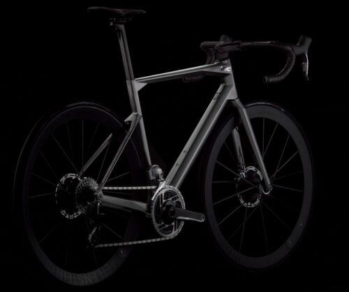 Le vélo unique BMC : le MasterPiece