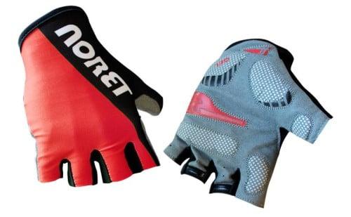 Les gants d'été Noret pour les cyclistes