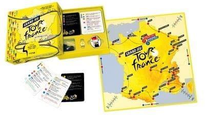Le jeu plateau du Tour de France