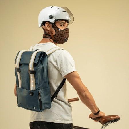 Un masque anti pollution R-Pur