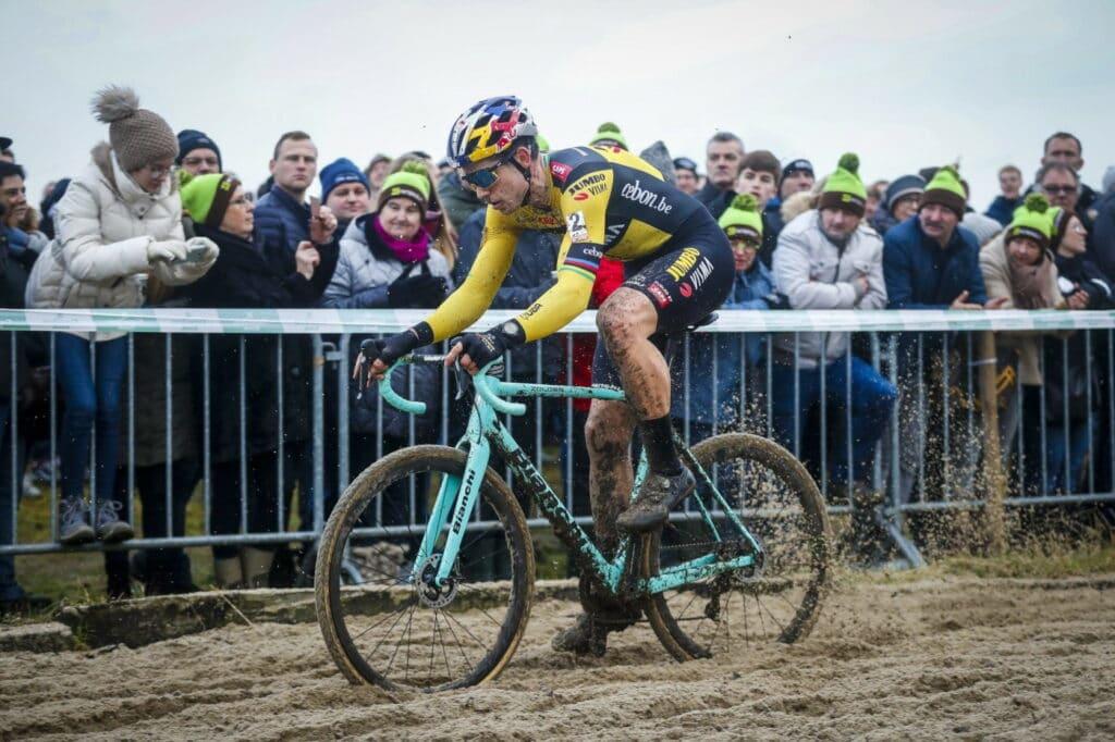 Le vélo de cyclocross Bianchi : Zolder