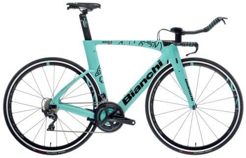 Le vélo de triathlon Bianchi : Aquila