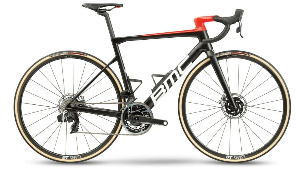Le vélo légendaire de chez BMC : le TeamMachine SLR01