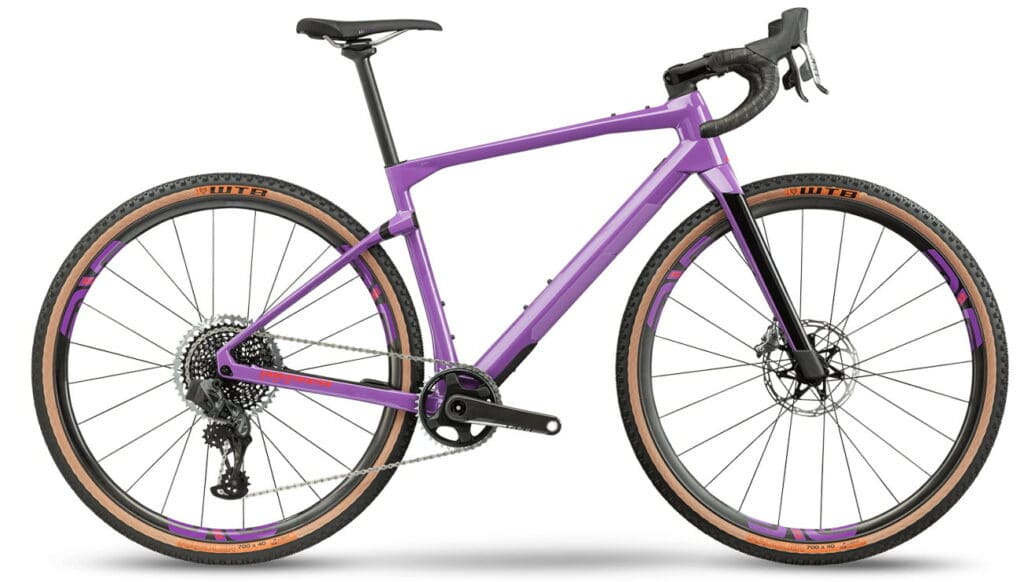 Le vélo Gravel de chez BMC : URS 01