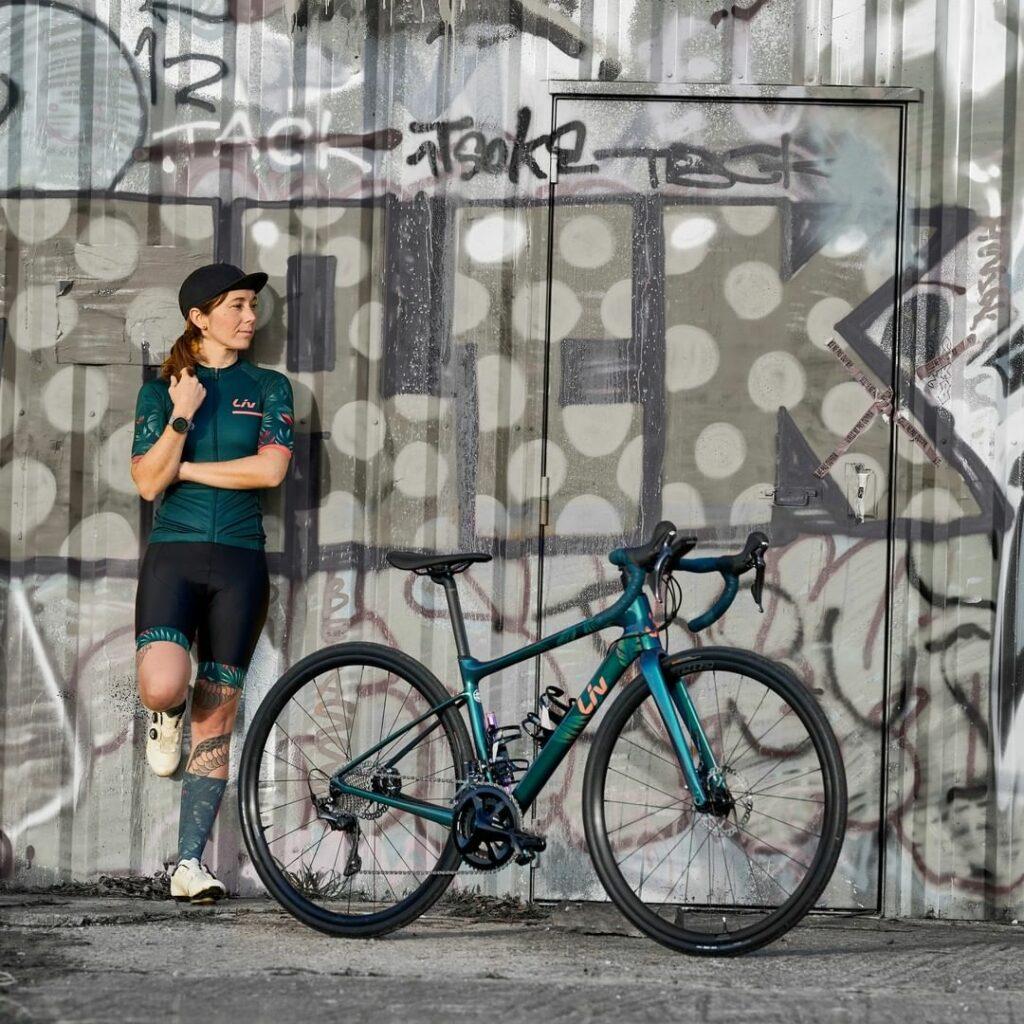 Un vélo Liv de la collection Tropic