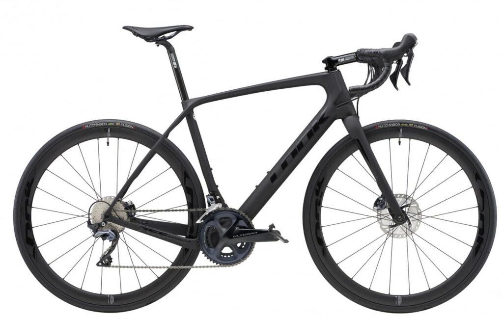 Un vélo Look 765 OPTIMUM+ FULL BLACK