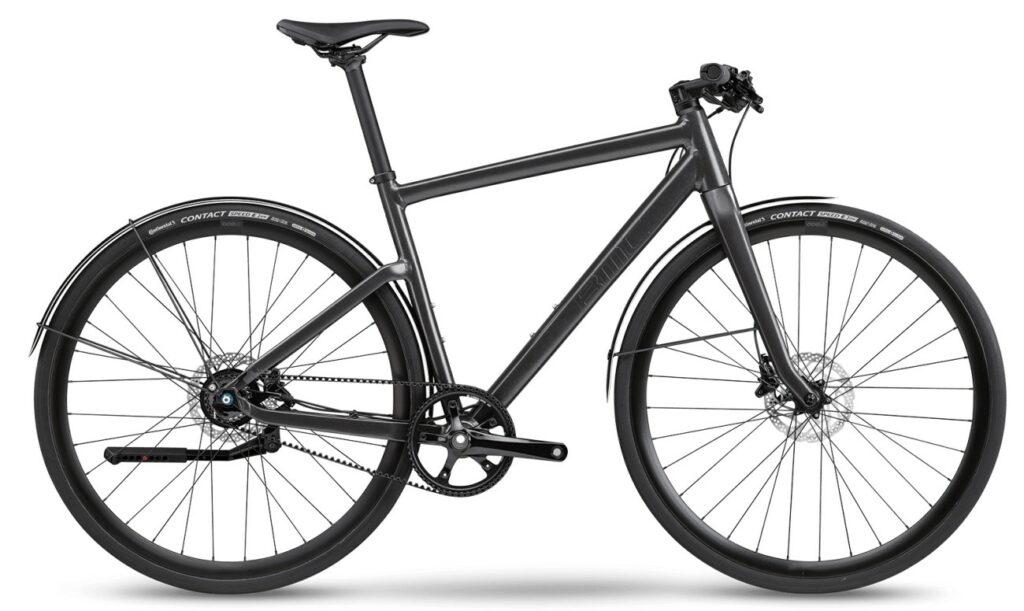 Le vélo urbain BMC AlpenChallenge pour la ville