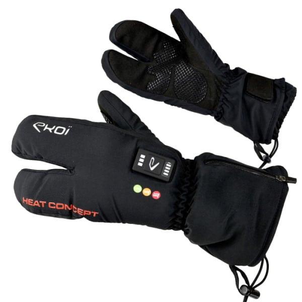 Des gants chauffants jusqu'à -20° chez Ekoï