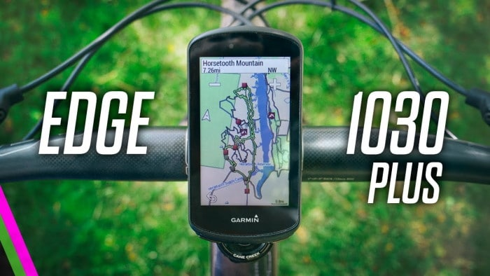 GPS Garmin Edge 1030 Plus