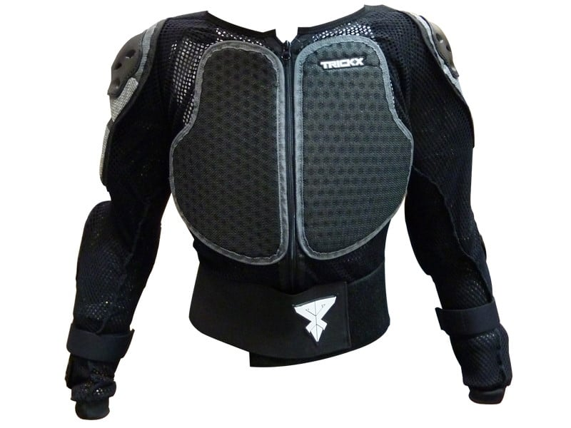 Gilet protection intégral