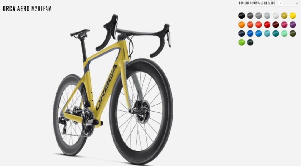 Avec Myo on personnalise les couleurs de son vélo