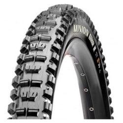 Zoom sur la structure d'un pneu VTT DH